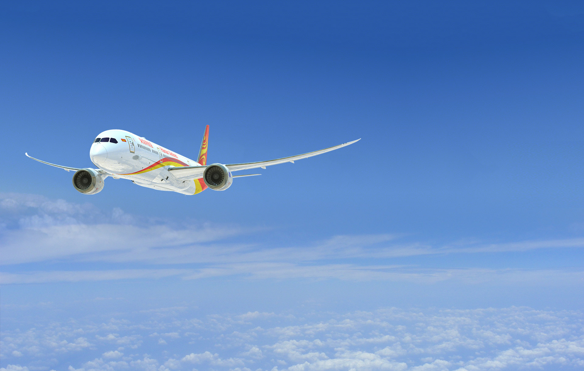 Hainan airlines boeing 787 9 dreamliner experience the all new boeing 787 9 dreamliner publicscrutiny Images